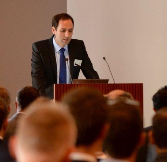 Viele Teilnehmer bei DREISS-Patentrechtstagung im Alten Schloss in Stuttgart